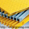 FRP PULTRUDED HEAVY DUTY GRATING