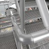 HOT DIP GALV. STEEL GRATING
